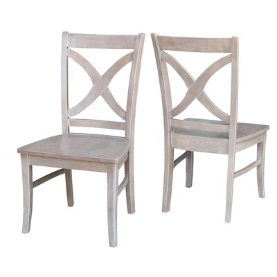 Beuvron Solid Wood Dining Chair