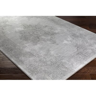 Jayson Tibetan Gray Area Rug Rug Size: Rectangle 311 x 57