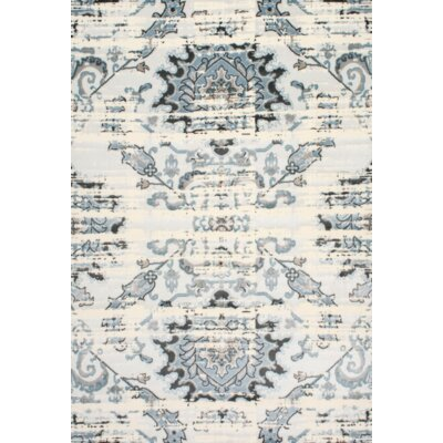 Mahon Cream Area Rug Rug Size: Rectangle 53 x 77