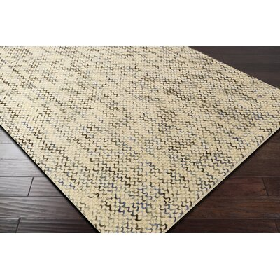 Nicolle Beige Area Rug Rug Size: Rectangle 8 x 10