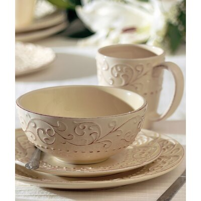 16-Piece Alicia Dinnerware Set