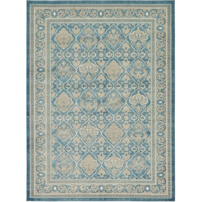 Jaiden Area Rug Rug Size: Rectangle 7 x 10