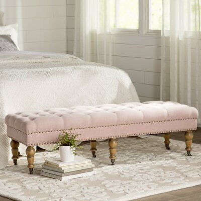 Ambrine Upholstered Bedroom Bench