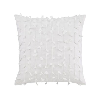 Jardins Cotton Throw Pillow Cover