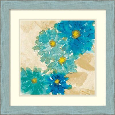 Mum's the Word II Framed Painting Print