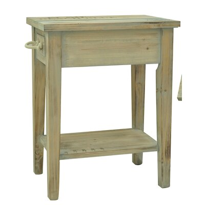Fontfroide Chairside Table