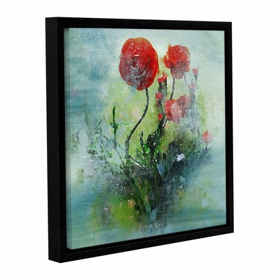 Desire Framed Painting Print on Wrapped Canvas