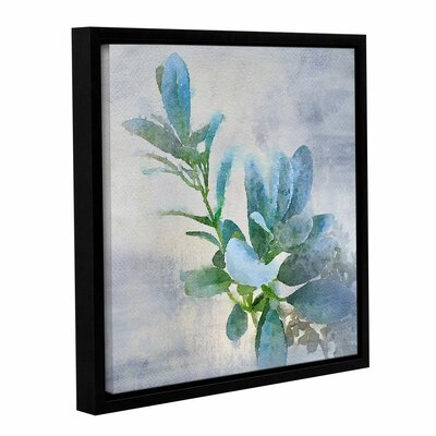 Delicate Balance Framed Painting Print on Wrapped Canvas