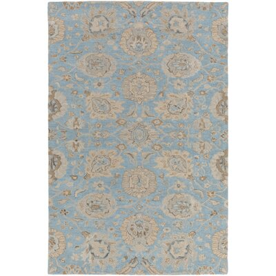 Ivan Hand-Tufted Area Rug Rug size: Rectangle 5 x 76