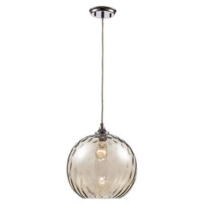Epernay 1-Light Globe Pendant