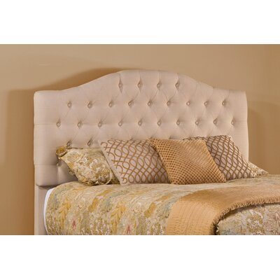 Sancerre Upholstered Panel Headboard Size: King