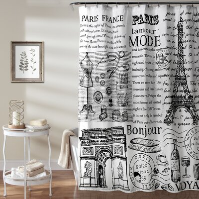 Peebles Shower Curtain