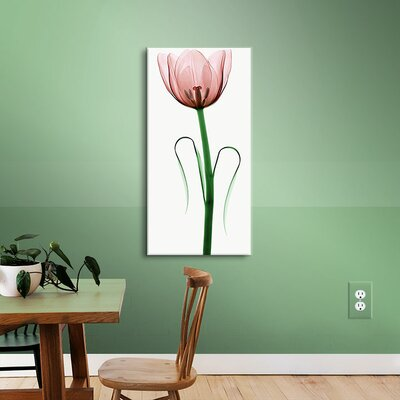 Tulip I Graphic Art on Wrapped Canvas
