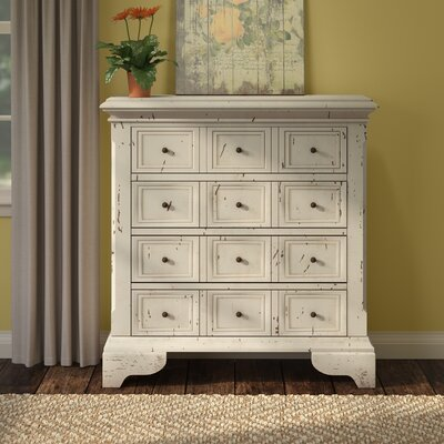 Alycia 4 Drawer Cabinet