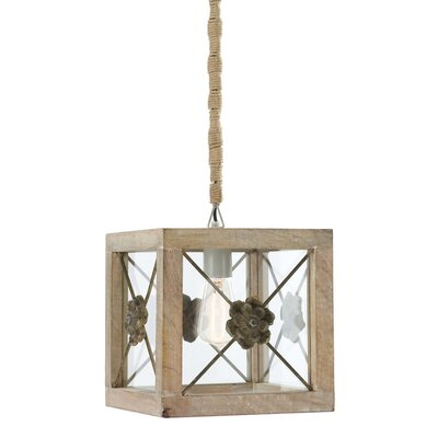 Edinburg 1-Light Lantern Pendant