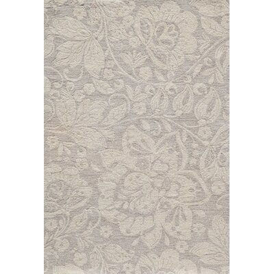 Lettie Hand-Tufted�Sand Area Rug Rug Size: Rectangle 79 x 99