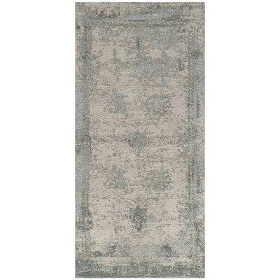Etan Gray Area Rug Rug Size: 8' x 11'