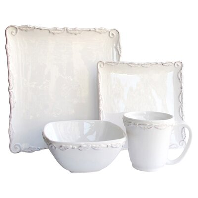 16-Piece Britney Dinnerware Set
