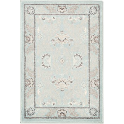 Avignon Light Blue Area Rug