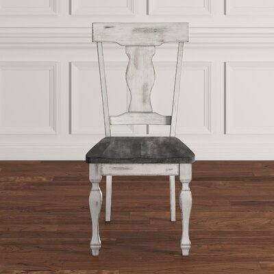 Nathalie Solid Wood Dining Chair