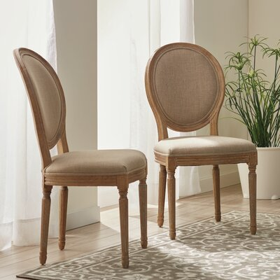 Cathrine Oval Side Chair