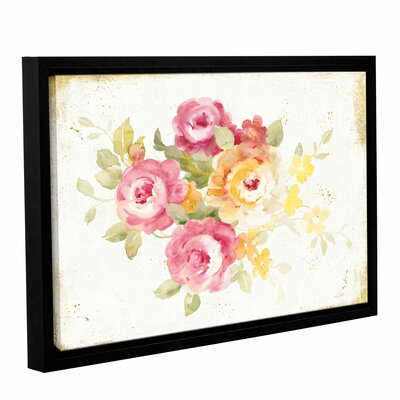 Midsummer IV Framed Painting Print Size: 8