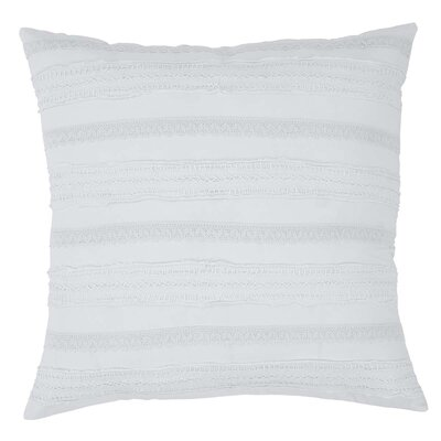 Willandra Euro Sham Color: White