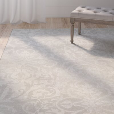 Elise Pearl Area Rug Rug Size: Rectangle 66 x 96