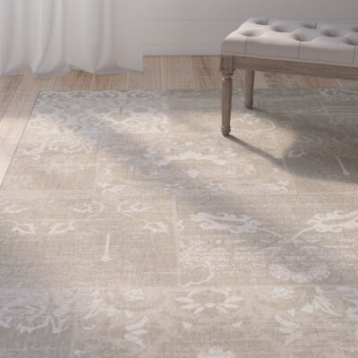Argent Ivory Area Rug