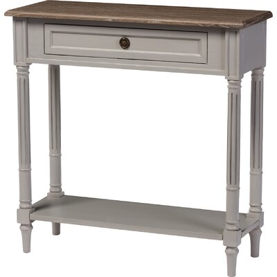 Sevan French Provincial Style Console Table