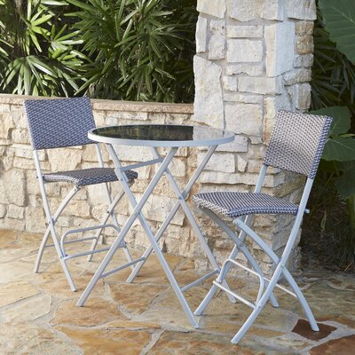 Forges 3 Piece Bistro Set