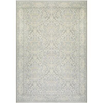 Elise Champagne Area Rug Rug Size: Rectangle 92 x 129