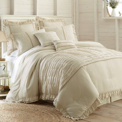 Carlton Comforter Set Size: Queen