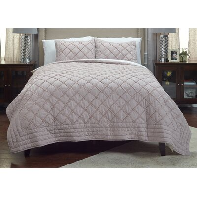 Oliverio Quilt Size: King