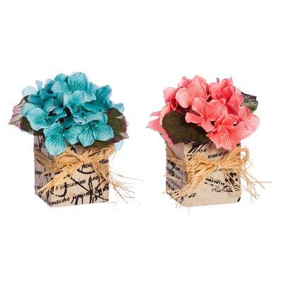 2 Piece Spring Floral Set