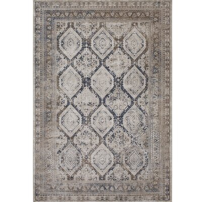 Hummell Tibetan Beige Area Rug Rug Size: Rectangle 5'3