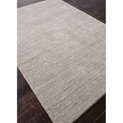 Oliverson Hand-Woven Gray/Ivory Area Rug