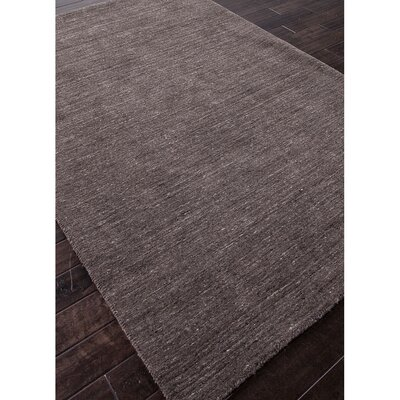 Elements Hand-Woven Brown/Ivory Area Rug