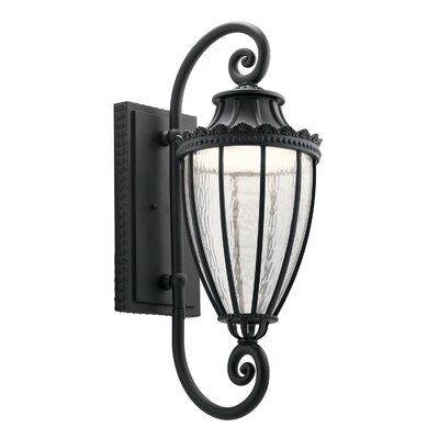 Farias 1-Light Outdoor Wall Lantern
