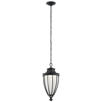 Farias 1-Light LED Outdoor Pendant