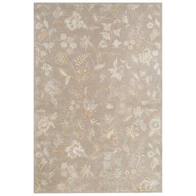 Onatas Hand-Tufted Gray Area Rug Rug Size: 2 x 3