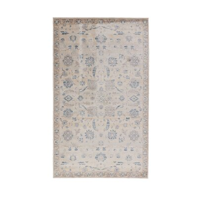 Oneil Black Olive/Green Gables Area Rug Rug Size: 76 x 96