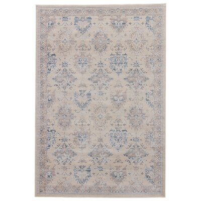Oneil Tapioca/Chamomile Area Rug Rug Size: Rectangle 76 x 96