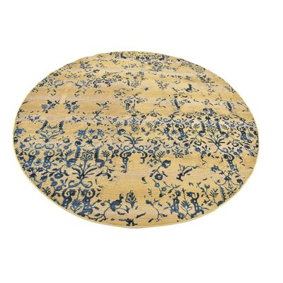 Oquendo Beige Indoor/Outdoor Area Rug Rug Size: 8 x 11