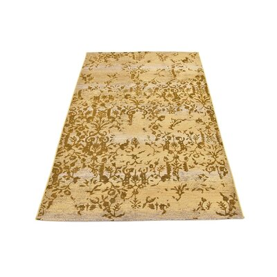 Eris Beige Indoor/Outdoor Area Rug Rug Size: Rectangle 4 x 6