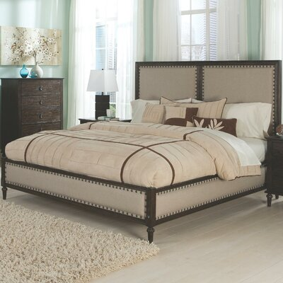 Laclair Upholstered Panel Bed Size: Queen