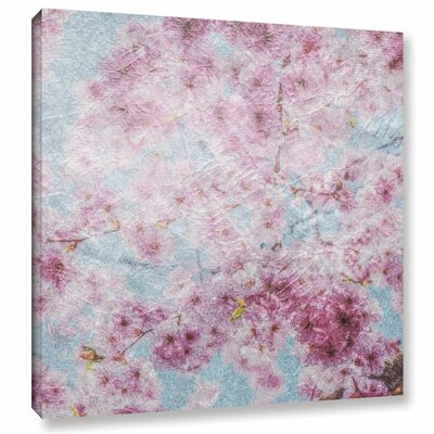 Finn Blossoms Painting Print on Wrapped Canvas Size: 10