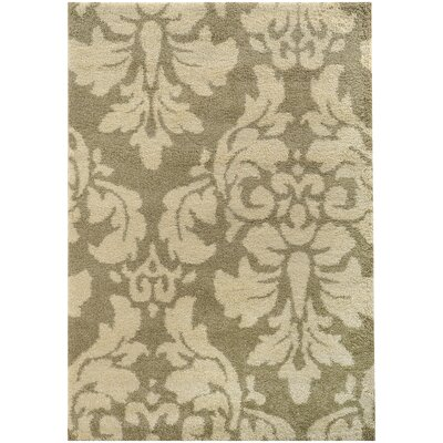 Aitken Ivory/Beige Area Rug Rug Size: Rectangle 53 x 76