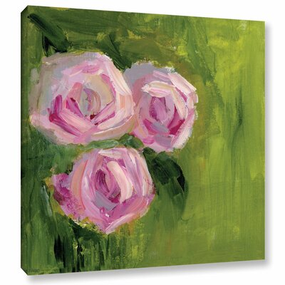 Mother's Day II Painting Print on Wrapped Canvas