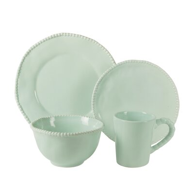 Amherst 16 Piece Dinnerware Set